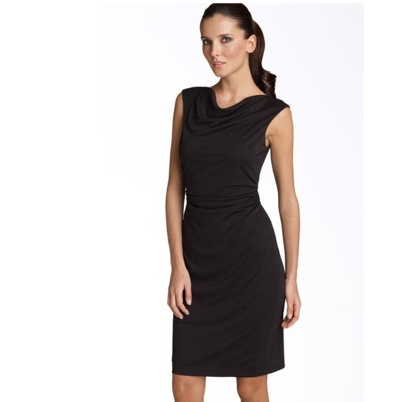 5b122608 David Meister Dresses & Skirts - David Meister Women LBD Party Dress 4 Black